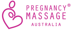 pregnancy massage australia logo